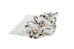 Silver Bridal Hair Clip Slide Wedding Hair Up Amelie *NOW 30% Off*