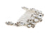 Butterfly Bridal Hair Comb Silver *NOW 30% Off*