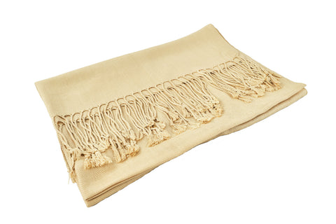 gold pashmina wedding cover up stole