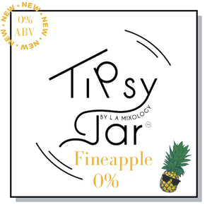 0%  ABV Fineapple (2 servings)