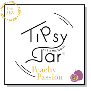 Peachy Passion 0% ABV (2 Servings)