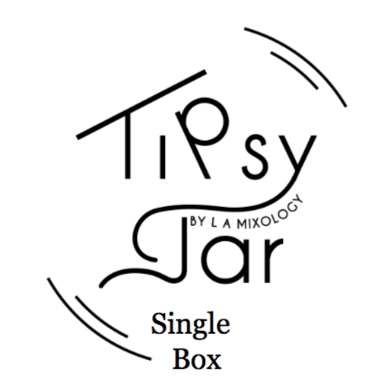 Tipsybox - One Cocktail (2 servings)