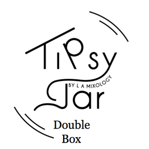 Tipsybox -  Two Cocktails (4 servings)