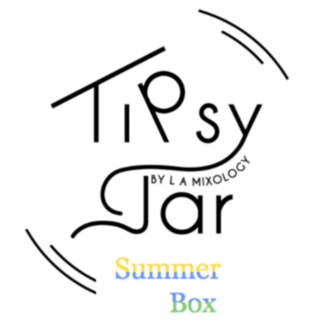 Summer Box - (4 cocktails - 8 servings)