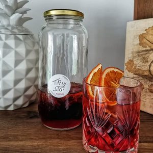 Negroni (2 servings)