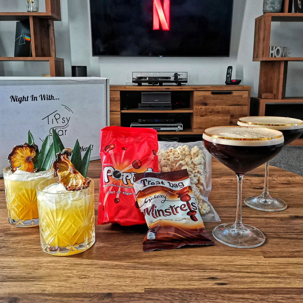 """Night in with tipsyjar!"" box"