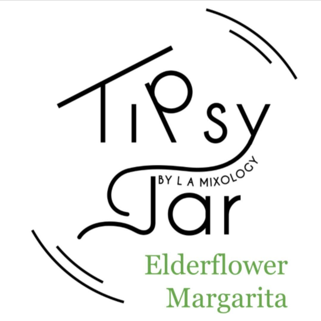 Elderflower Margarita (2 servings)