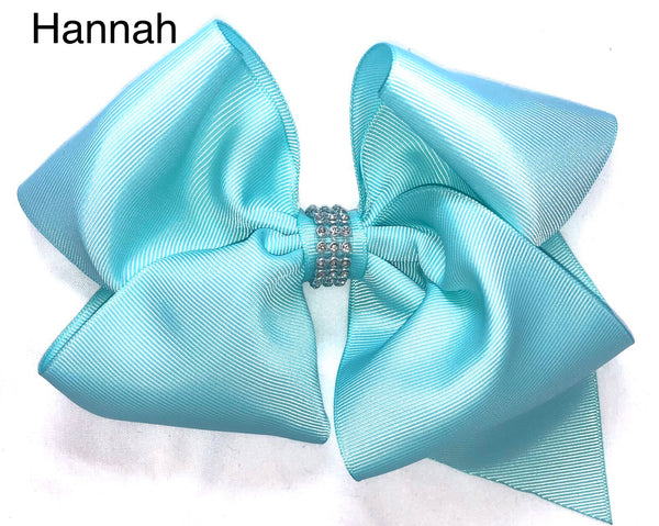 BOUTIQUE BOW WITH DIAMONTE CENTRE