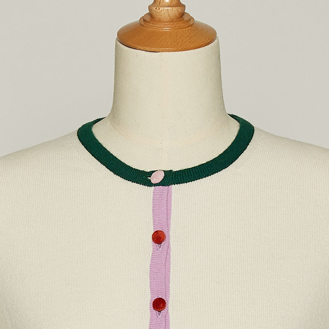 Load image into Gallery viewer, Rosa Cardigan N°003