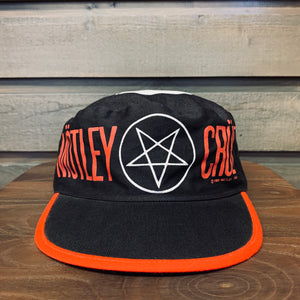 1984 Deadstock Motley Crue Military Hat