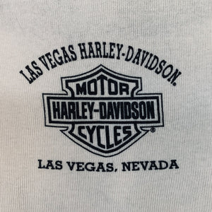 Old School Harley Davidson Tank-top