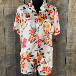 Tropical Matching Retro Night Set