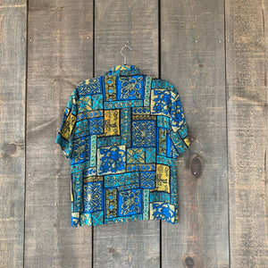 Retro Hawaiian Shirt