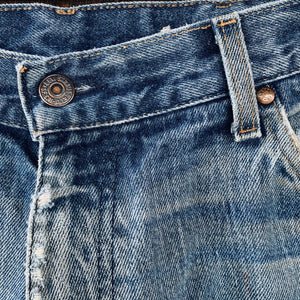 Levi's High-Rise Denim