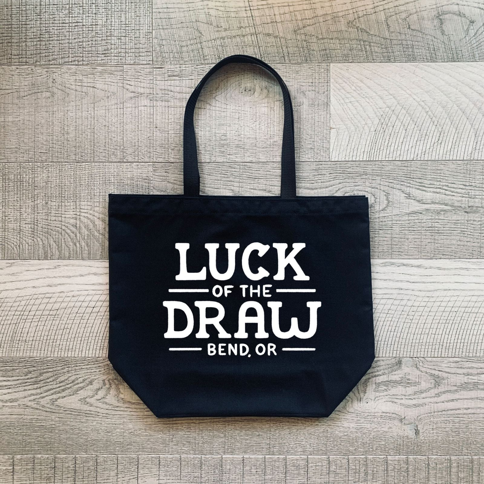 Luck of the Draw Tote