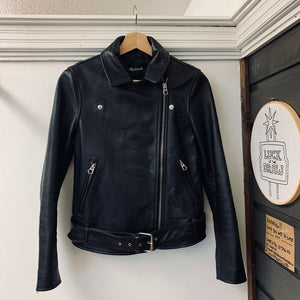 Madewell Ultimate Leather Motorcycle Jacket