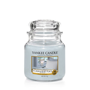 Yankee Candle A Calm & Quiet Place Range