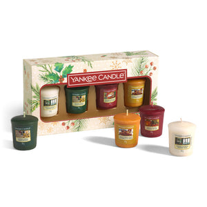 Yankee Candle Votive Gift Set