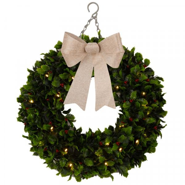Artificial Christmas Trees, Wreaths & Garlands
