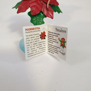 Fairy Kingdom Pandora Poinsettia Fairy