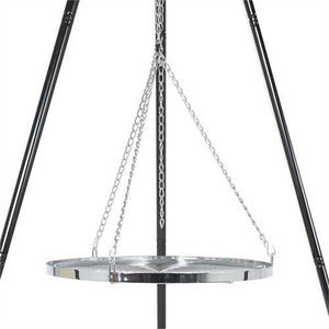 Hanging Tripod with Grill