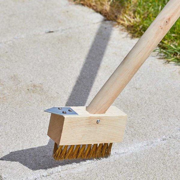 Smart Garden Patio Brush + Spare Head
