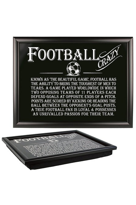 Lap Tray - Football Crazy