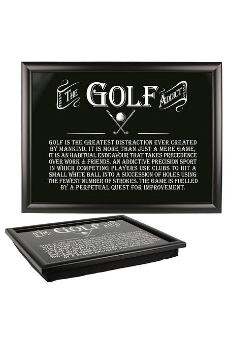 Lap Tray - Golf Addict