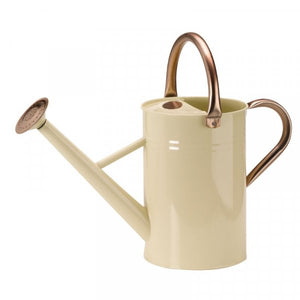 Watering Can 4.5 litre Cream