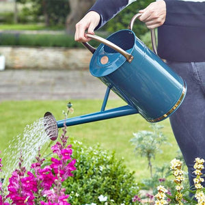 Watering Can 9 litre Blue