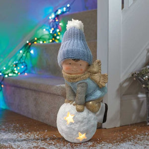 Battery Operated Light Up Christmas Dreamer