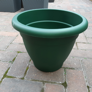 33cm Essential Planter Green