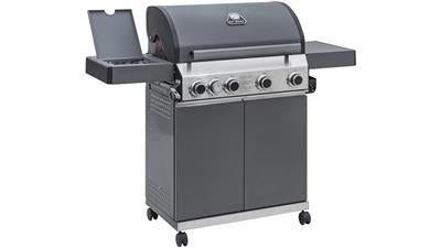 Grillstream BBQ Classic 4 Burner Hybrid With Side Burner