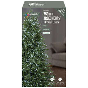 Premier 750 Multi-Action LED TreeBrights with Timer (3 Colour Variants)