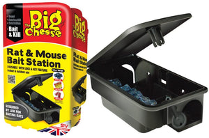 Big Cheese Rat and Mouse Bait Station