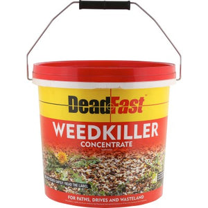 Deadfast Weedkiller 12 Sachet Tub