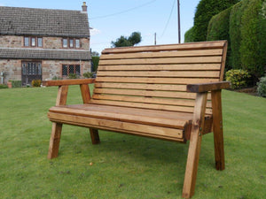 Riverco 2 seater bench