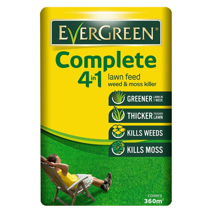 Miracle Gro EverGreen Complete Bag 360sqm