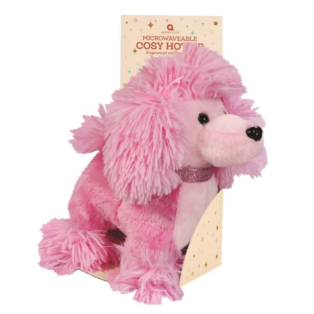 Microwaveable Cosy hottie:  Poodle