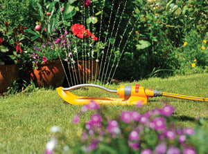 Hozelock Rectangle Sprinkler Plus