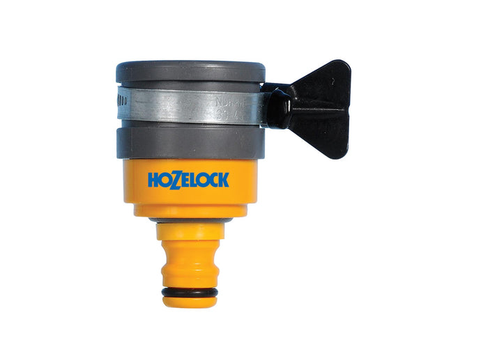 Hozelock Round Mixer Tap Connector (20-24mm)