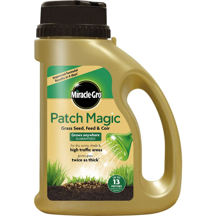 Miracle Gro Patch Magic Jug