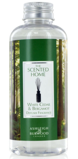 Diffuser Fragrance - White Cedar and Bergamot