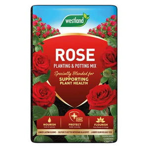 Westland Rose Planting And Potting Mix 60L
