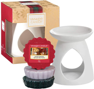 Yankee Candle Gift Set with 3 fragranced wax melts