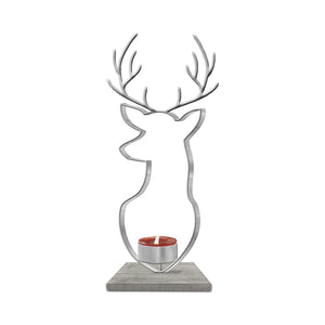 Yankee Candle Stag Head Tea Light Holder