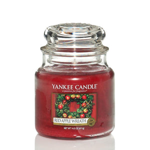 Yankee Candle Red Apple Wreath Range