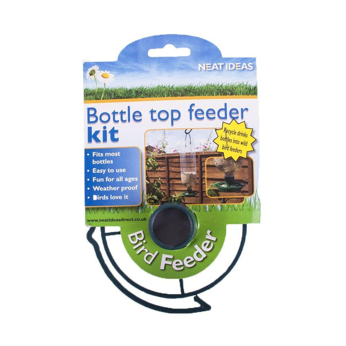 Bird Bottle Top Feeder Kit