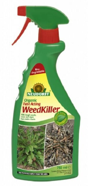 Neudorff Weed Free Plus 750ml RTU