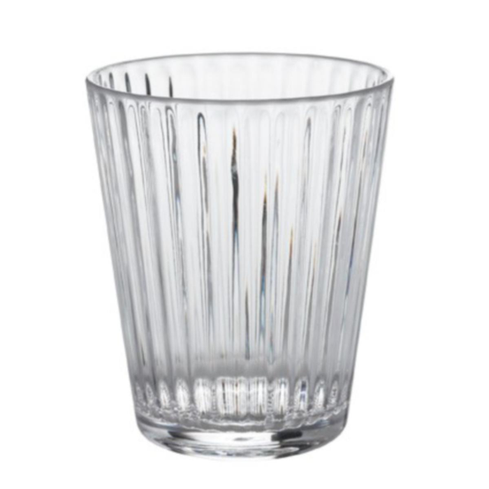 Clear Plastic Tumbler (500ml)